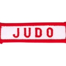 Tiger Claw Judo Rectangular Patch (3
