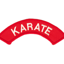 Tiger Claw Karate Dome Patch (5