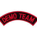 Tiger Claw Demo Team Dome Patch (5