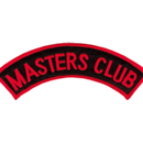 Tiger Claw Masters Club Dome Patch (5