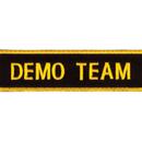 Tiger Claw Demo Team Rectangular Patch (4