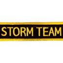 Tiger Claw STORM Team Rectangular Patch (4