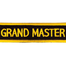 Tiger Claw Grandmaster Rectangular Patch (4