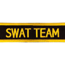 Tiger Claw SWAT Team Rectangular Patch (4