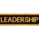 Tiger Claw Leadership Patch