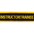 Tiger Claw Instructor Trainee Rectangular Patch (4