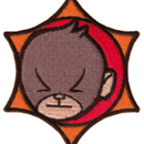 Tiger Claw Kid Tiger Patch - Monkey