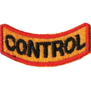 Tiger Claw Kid Tigers Patches: Control, Coordination, Basic Form, Sparring