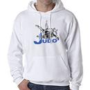 Tiger Claw 95-007KU-31W Judo Hooded Sweatshirt