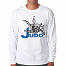 Tiger Claw 95-007KU-35W Judo Long Sleeve T-Shirt
