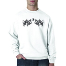 Tiger Claw Twin Dragon Sweatshirt
