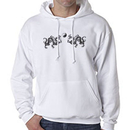 Tiger Claw Twin Dragon Hooded Sweatshirt
