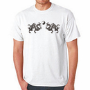 Tiger Claw Twin Dragon T-Shirt
