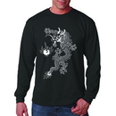 Tiger Claw Long Sleeve Dragon Design