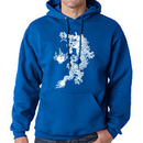 Tiger Claw Dragon Hooded Sweatshirt