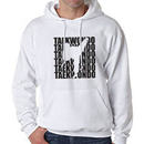 Tiger Claw Tae Kwon Do Silhouette Hooded Sweatshirt