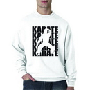 Tiger Claw Karate Silhouette Sweatshirts