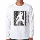 Tiger Claw Karate Silhouette Long Sleeve T-Shirt