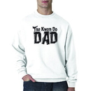 Tiger Claw Tae Kwon Do Dad Sweatshirt