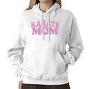 Tiger Claw Karate Mom Hooded Sweatshirt