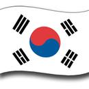 Tiger Claw Korean Flag