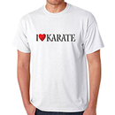 Tiger Claw I ❤ Karate T-Shirt