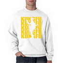 Tiger Claw Kungfu Silhouette Sweatshirt