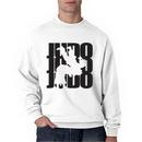 Tiger Claw Judo Silhouette Sweatshirt