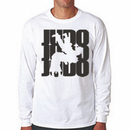 Tiger Claw Judo Silhouette Long Sleeve T-Shirt