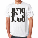 Tiger Claw Judo Silhouette T-Shirt