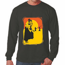 Tiger Claw Samurai Long Sleeve T-Shirt
