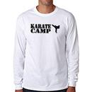 Tiger Claw Karate Camp w/ Kicker Long Sleeve T-Shirt