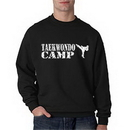 Tiger Claw Taekwondo Camp with Kicker Sweatshirt