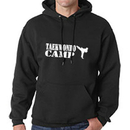 Tiger Claw Taekwondo Camp with Kicker Hooded Sweatshirt