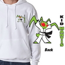 Tiger Claw Kid Mantis Hooded Sweatshirt