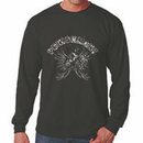 Tiger Claw Punishment Long Sleeve T-Shirt