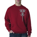 Tiger Claw Triangle Sweatshirt