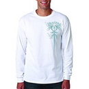 Tiger Claw Triangle Long Sleeve T-Shirt