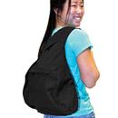 Tiger Claw Black Sling Bag