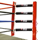 TITLE Boxing PRBC Ring Turnbuckle Covers