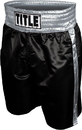 TITLE Boxing TPBT Professional Satin Boxing Trunks