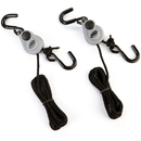 """TITLE Boxing ADEBTD3 Adjustable Double End Bag Tie Downs - 1/8"""" (Pair)"""