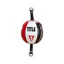 TITLE Boxing DEBIF Infused Foam Double End Bags