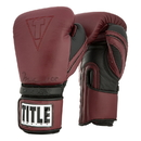 TITLE Boxing ALIABGE Ali Authentic Leather Bag Gloves