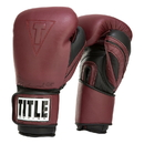 TITLE Boxing ALIATGE Ali Authentic Leather Training Gloves