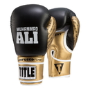 TITLE Boxing ALIIFTG Ali Infused Foam Training Gloves