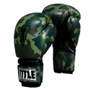 TITLE Boxing IFCBG Infused Foam Camo Bag Gloves
