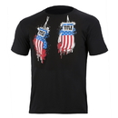 TITLE Boxing TBTS135 American Pride Gloves Tee