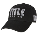 TITLE Boxing TCAP48 Anthem Adjustable Cap