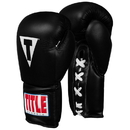 TITLE Classic CTSGL2 Leather Lace Training Gloves 2.0
